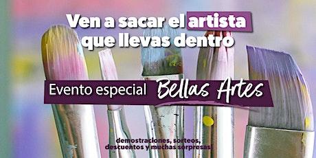 Evento especial Bellas Artes - 2  de Octubre - Milbby Zaragoza entradas