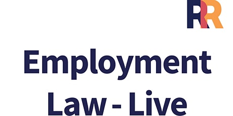 Employment Law Live tickets