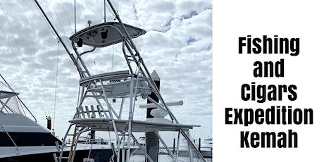 Fishing And Cigar Expedition Kemah tickets