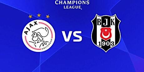 StrEams@!.Beşiktaş - Ajax LIVE OP TV 28 September 2021 tickets