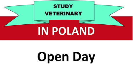 Open Day VET Medical Poland Admission Office - 21.10.2021,18:30 IST tickets