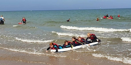 October half-term sailing and water-sports days tickets