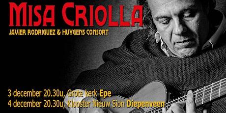 Misa Criolla tickets