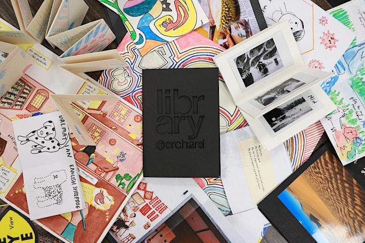 Zine Community Showcase   library@orchard turns 7 image