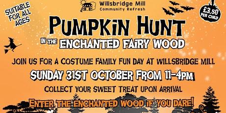 Pumpkin Hunt in the Fairy Wood tickets
