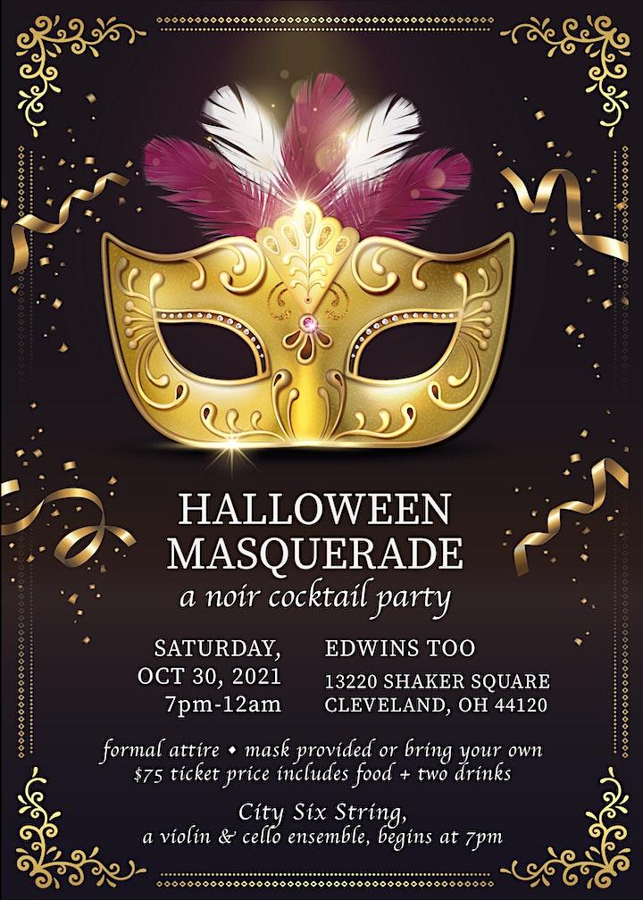 Halloween Masquerade image