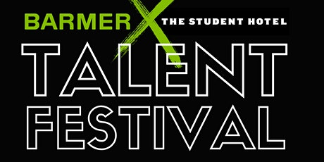 Barmer x The Student Hotel: Talent Festival tickets