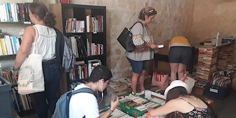 Bordeaux : remplis ton sac de livres pour 5€! billets