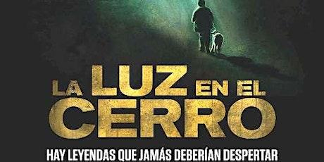 Filmvorführung: La luz en el Cerro tickets