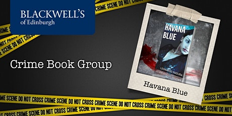 October Blackwell's Crime Book Group tickets
