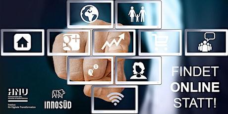 IDT Open Lab #6  - Neue digitale Geschäftsmodelle im Mittelstand Tickets