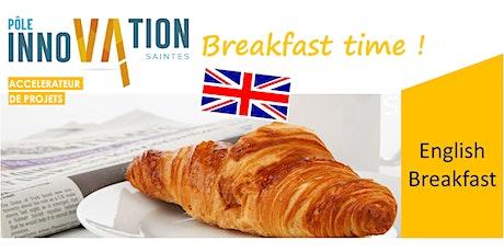 English Breakfast du Pôle Innovation billets