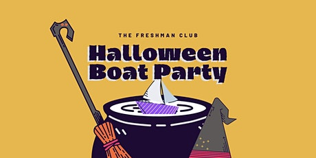 OBC and The Freshman Club Present: Halloween Boat Party tickets
