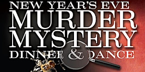 Vancouver New Year's Eve Murder Mystery Dinner & Dance