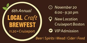 6th Annual Local Craft Brewfest