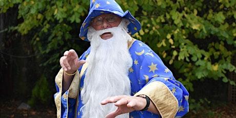 Arnie Kazam The Wizard- Magic Show tickets