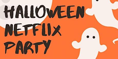 Halloween Netflix Party entradas