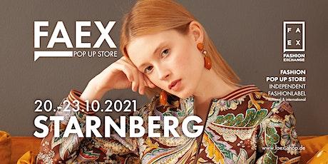 Fashion Pop Up Store Starnberg billets