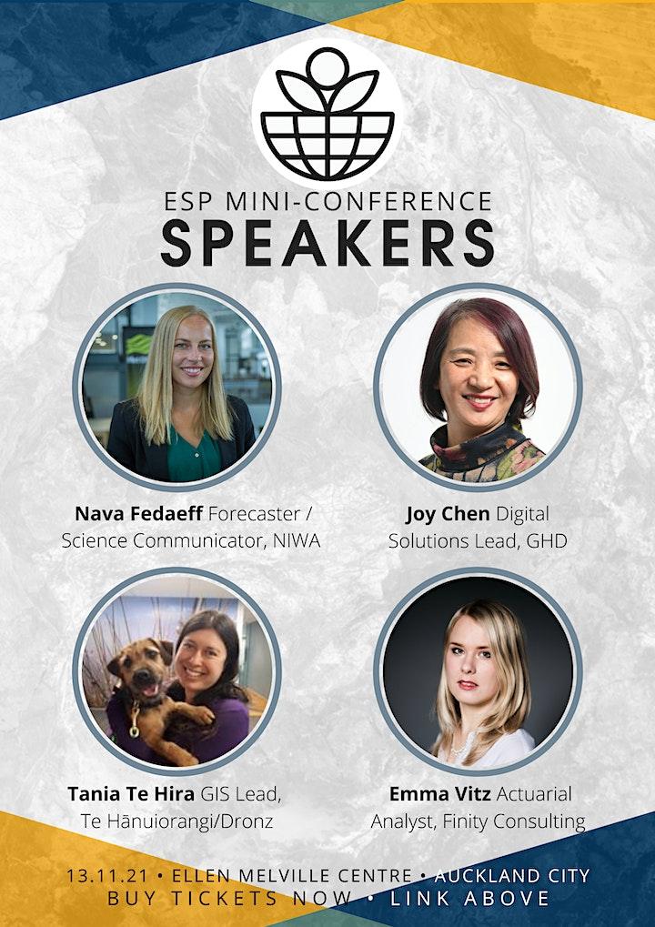 ESP Mini Conference 2021 image
