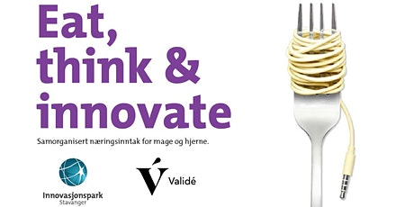 Eat, think & innovate: Enklere markedsføring med godt innhold tickets