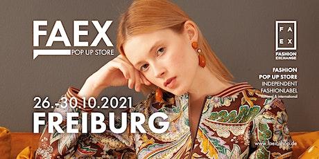 Fashion Pop Up Store Freiburg Tickets