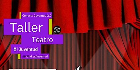 Taller de Teatro entradas