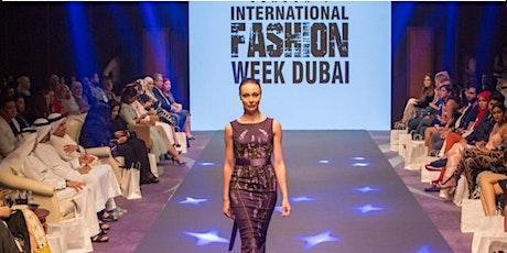 International fashion week Dubai tickets