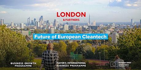 Future of European Cleantech tickets