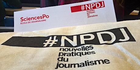 Nouvelles pratiques du journalisme 2021 billets