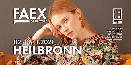 Fashion Pop Up Store Heilbronn Tickets