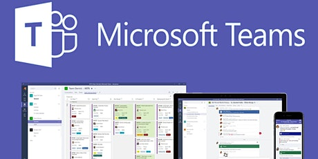 Introduction to Microsoft Teams, Microsoft Whiteboard and Stream tickets