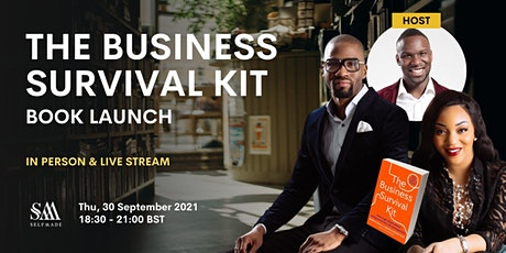 The Business Survival Kit Book Launch   Business Book Event tickets