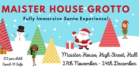 Maister House Grotto tickets