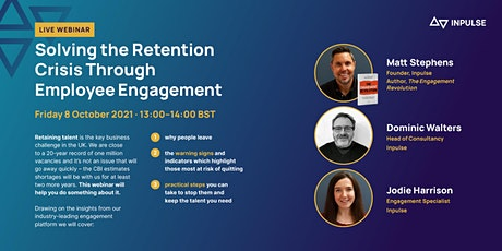 Solving the retention crisis through employee engagement tickets