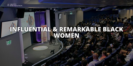 Influential & Remarkable Black Women Who Have Shaped Society As We Know It. tickets