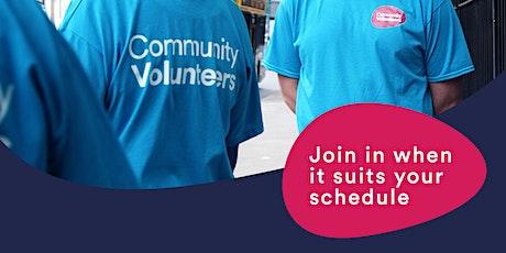 Meet Community Volunteers tickets