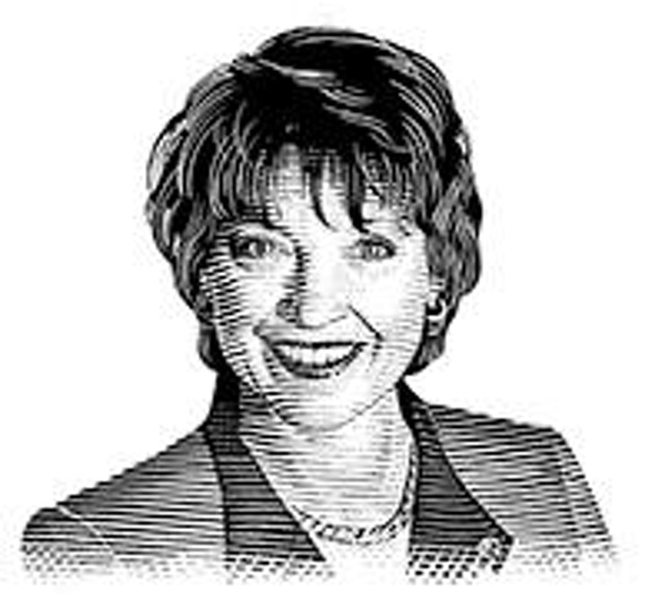 Diane Francis, Journalist - a FREE Canadian Clubs of Alberta webinar image