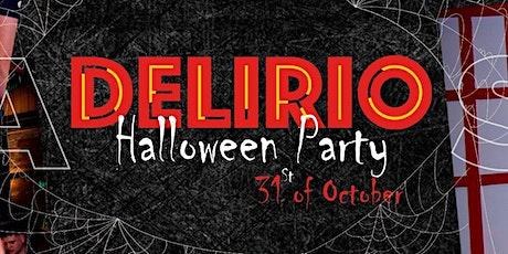 DELIRIO - LATIN HALLOWEEN tickets