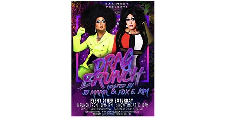 Drag Brunch at The Moxy Chicago Downtown tickets