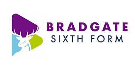 Bradgate Sixth Form Open Evening - Parent Presentation tickets