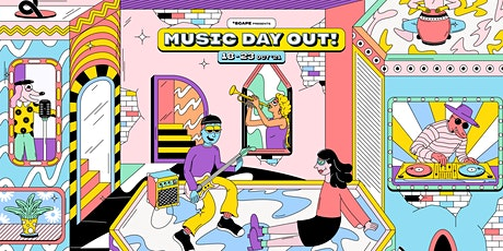 Music Day Out! Touring & Markets Workshop tickets