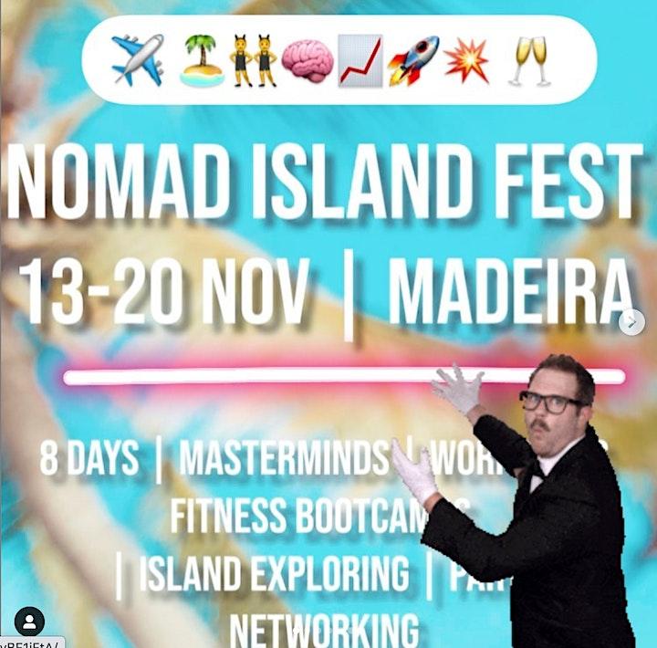 NOMAD ISLAND FEST 2021 image