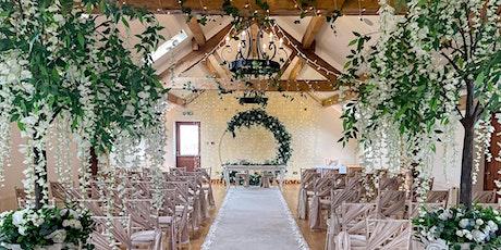Beeston Manor Wedding Open Day - Sunday 7th November 2021 tickets