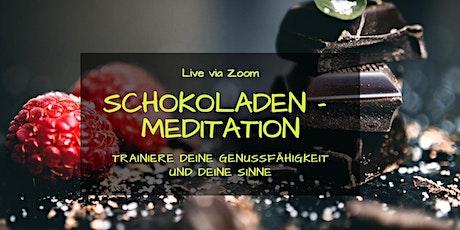 Achtsame Schokoladen - Meditation  (in German /in deutsch) Tickets