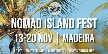 NOMAD ISLAND FEST 2021 tickets