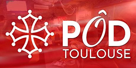 PodToulouse #2 billets