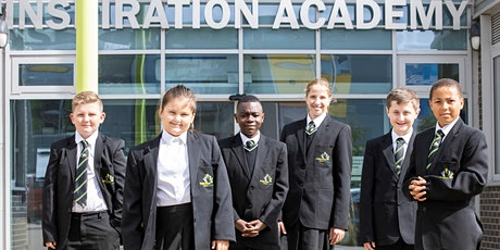 The Leigh UTC Open Day - Y7 September 2022 Intake - 20th October - 14:15h tickets