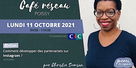 Café réseau MLC - Poissy billets