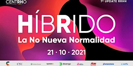 HIBRIDO, LA NUEVA NO NORMALIDAD. 7º UPDATE ANUAL . entradas