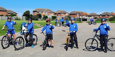 Sporting NRG - Bikeability Learn to Ride/ Level 1Holiday Sessions tickets